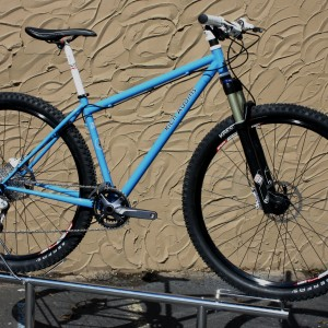 Medium Grabber Blue 29er